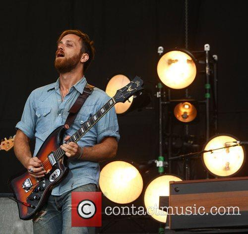 Dan Auerbach, Black Keys and Leeds & Reading Festival 18