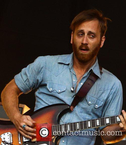 Dan Auerbach, Black Keys and Leeds & Reading Festival 1