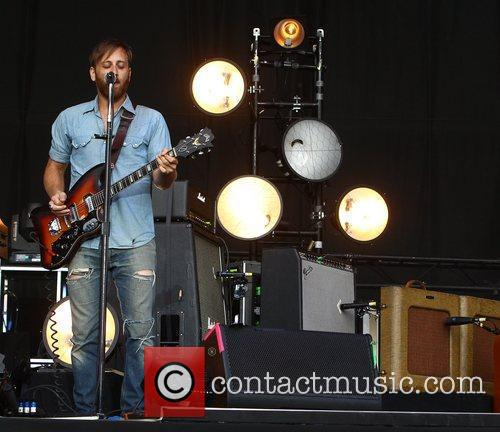 Dan Auerbach, Black Keys and Leeds & Reading Festival 22