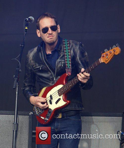 Black Keys, Leeds & Reading Festival and Reading Festival 2
