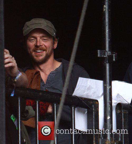 Simon Pegg, Eagles Of Death Metal, The Eagles, Leeds & Reading Festival and Reading Festival 6