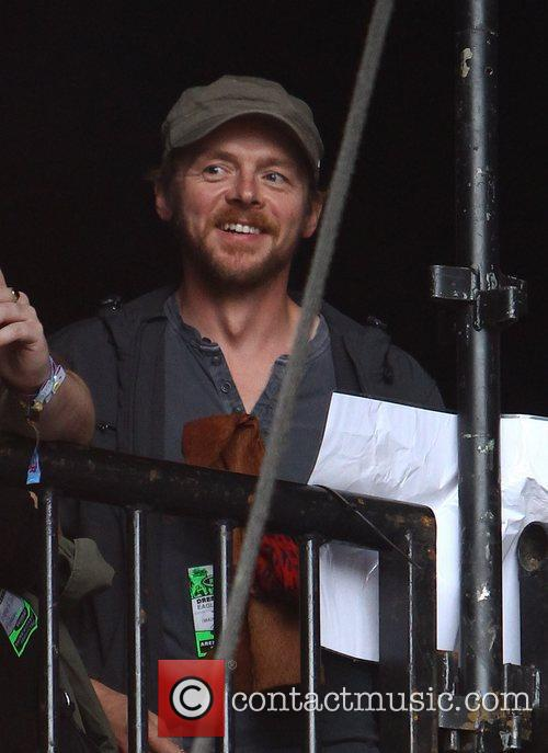 Simon Pegg, Eagles Of Death Metal, The Eagles, Leeds & Reading Festival and Reading Festival 7