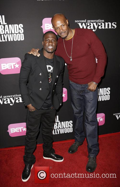 Kevin Hart and Keenen Ivory Wayans 5