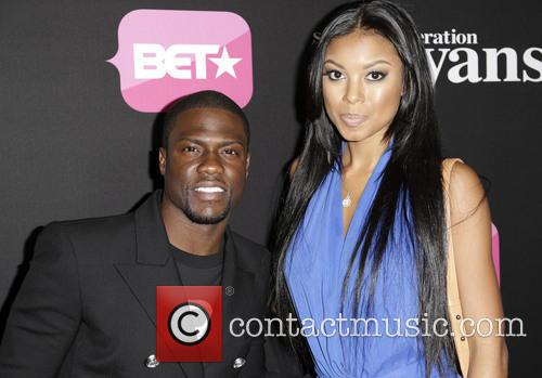 Kevin Hart and Torrei Hart 3
