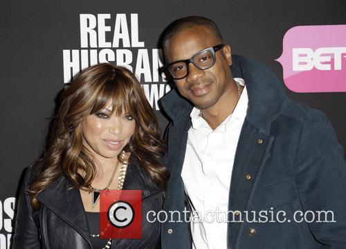 Tisha Campbell and Duane Martin 4