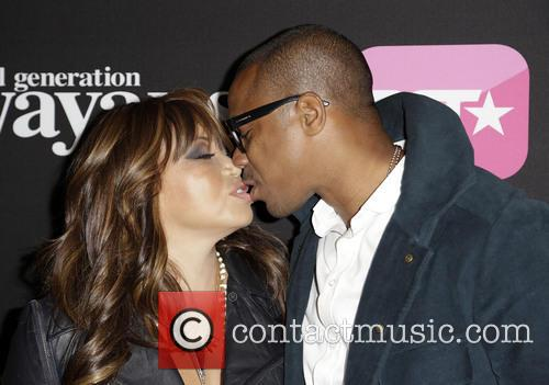 Tisha Campbell and Duane Martin
