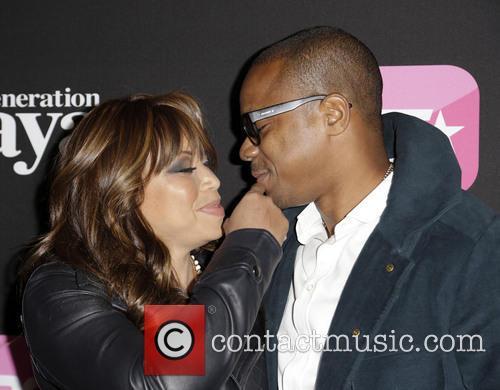 Tisha Campbell and Duane Martin 2