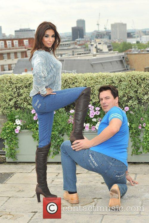 Shobna Gulati and John Barrowman 4