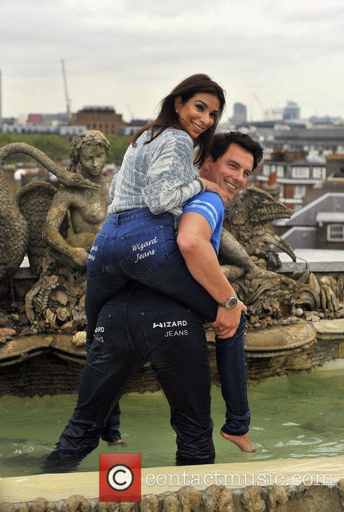 Shobna Gulati and John Barrowman 9