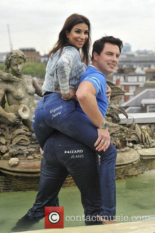 Shobna Gulati and John Barrowman 10