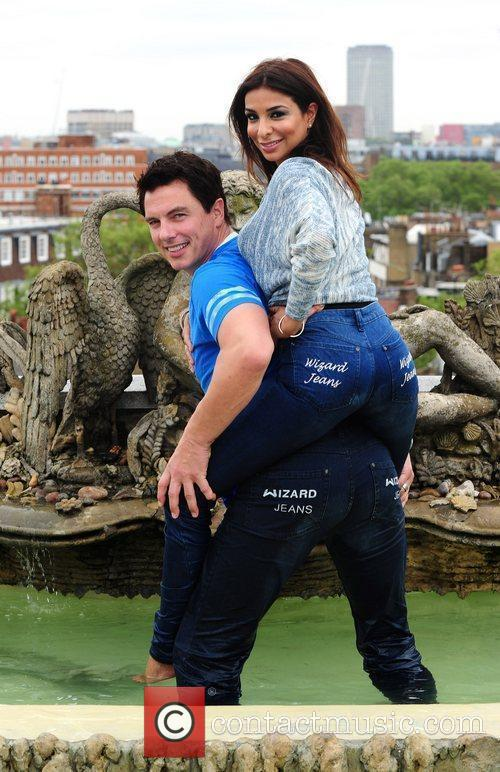 Shobna Gulati and John Barrowman 11