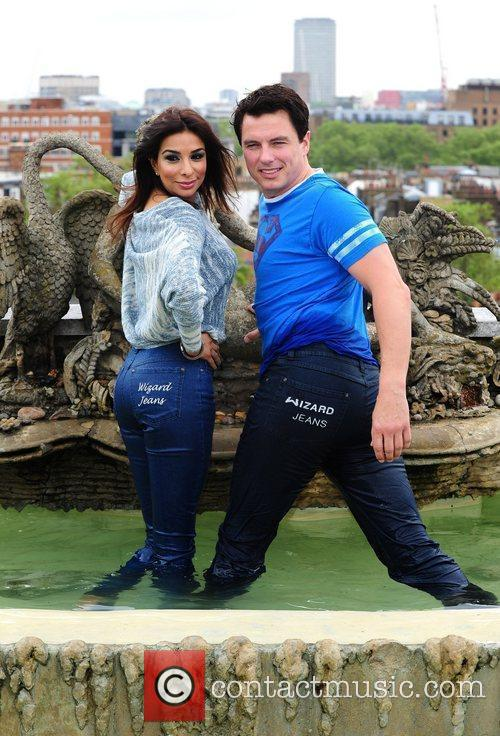 Shobna Gulati and John Barrowman 12