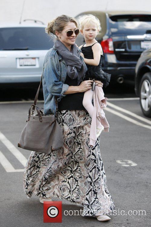 rebecca gayheart takes her daughter georgia geraldine 4140505