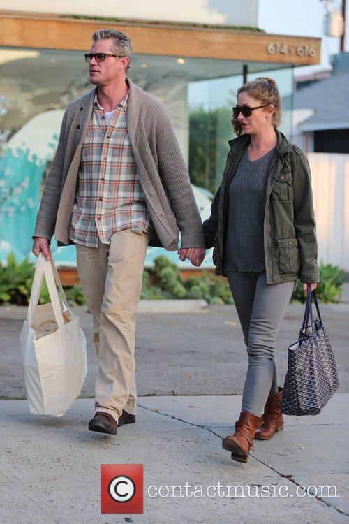 Eric Dane and Rebecca Gayheart 9