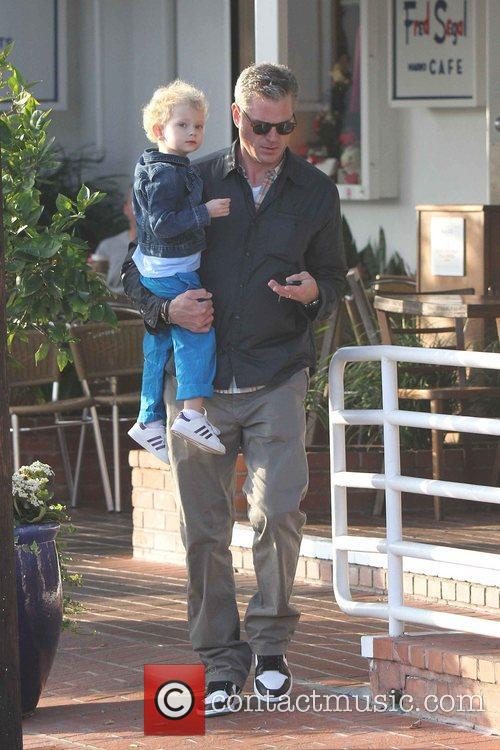 Eric Dane and Billie 2