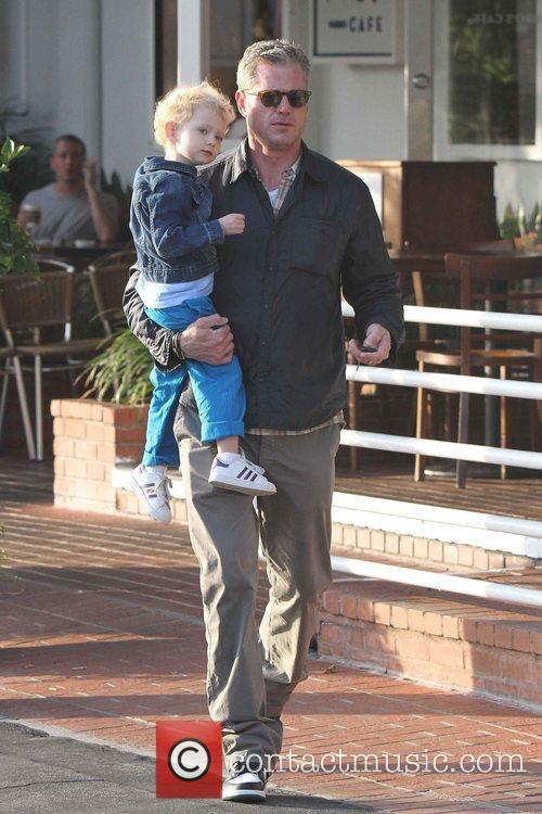 Eric Dane and Billie 10