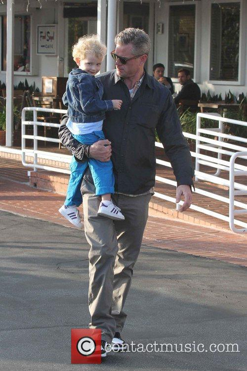 Eric Dane and Billie 9