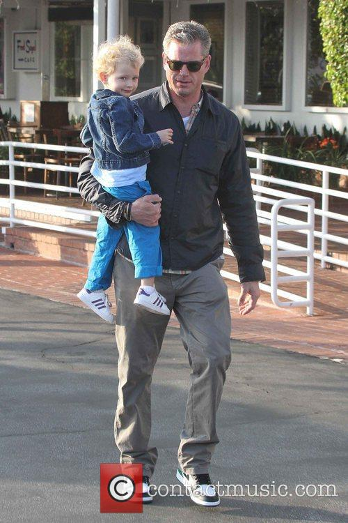 Eric Dane and Billie 8
