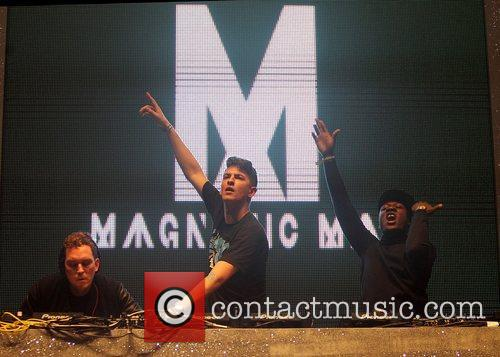 Magnetic Man, Annie Mac Presents, Red Bull Culture Clash, Wembley Arena. London and England 9