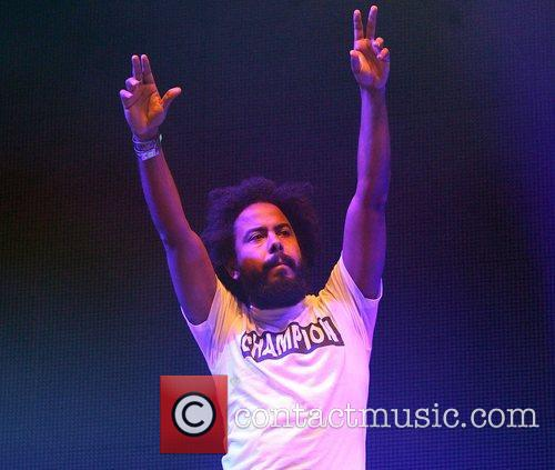 Major Lazer, Red Bull Culture Clash, Wembley Arena. London and England 1