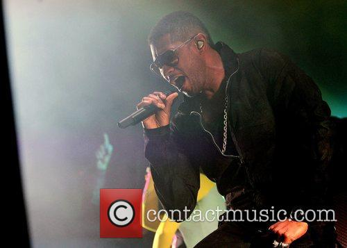 Usher, Major Lazer, Red Bull Culture Clash and Wembley Arena 6