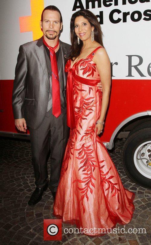 Christine Devine and Sean McNabb American Red Cross...