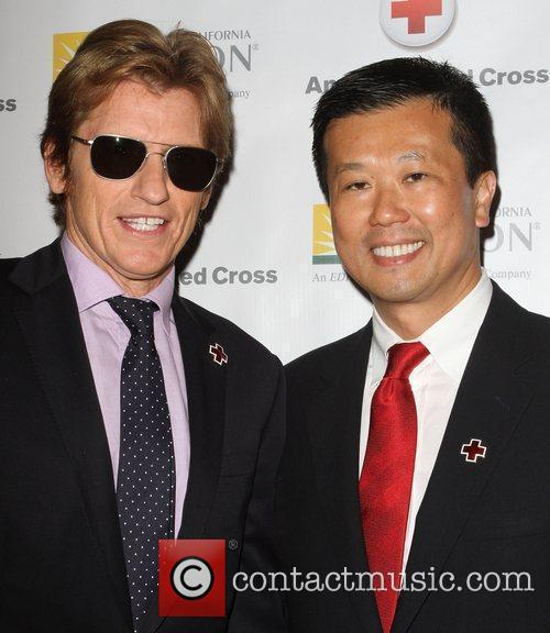 Dennis Leary, Jack Truong American Red Cross Annual...