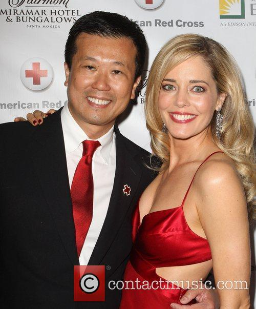 Jack Truong, Christina Moore American Red Cross Annual...