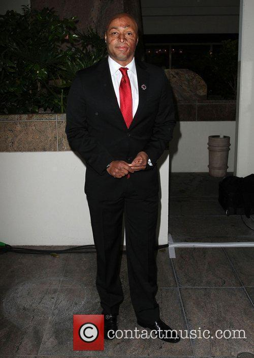 J.R. Martinez American Red Cross Annual Red Tie...