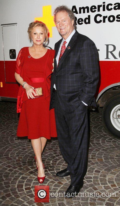 Kathy Hilton, Rick Hilton American Red Cross Annual...