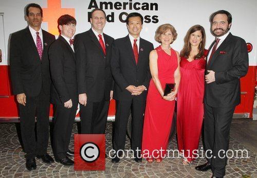 Santa Monica American Red Cross Team American Red...