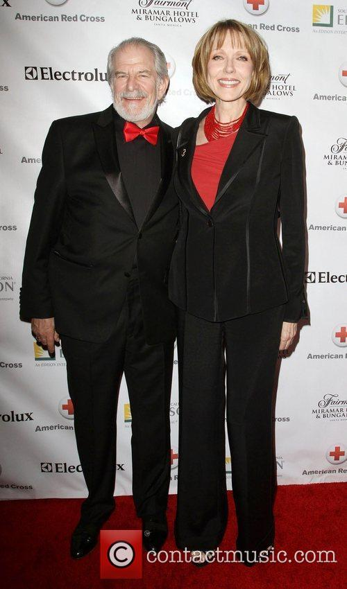 Susan Blakely and Steve Jaffe