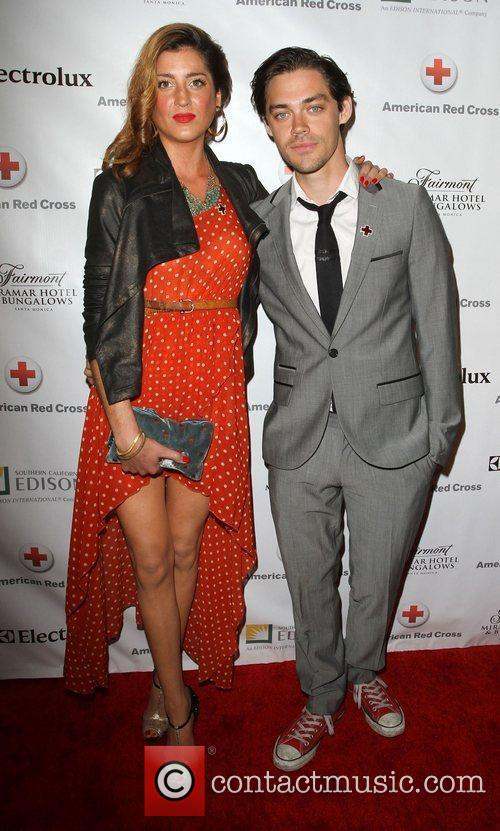 Tom Payne and Guest American Red Cross Annual...