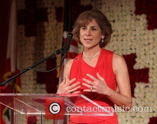 Gail McGovern American Red Cross Annual Red Tie...