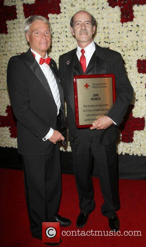 Guests American Red Cross Annual Red Tie Affair...