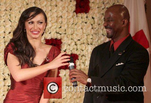 Karina Smirnoff and Guest American Red Cross Annual...