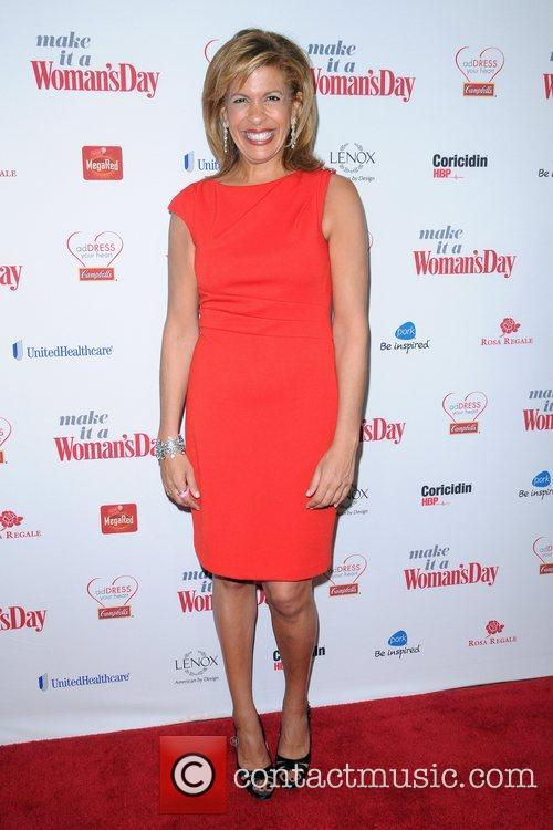 Woman's Day 2012 Red Dress Awards - Red...