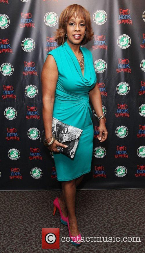 Gayle King 'Red Hook Summer' premiere at the...
