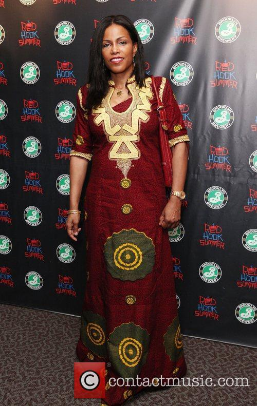 Ilyasah Shabazz 'Red Hook Summer' premiere at the...