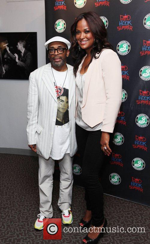 Spike Lee and Laila Ali 3