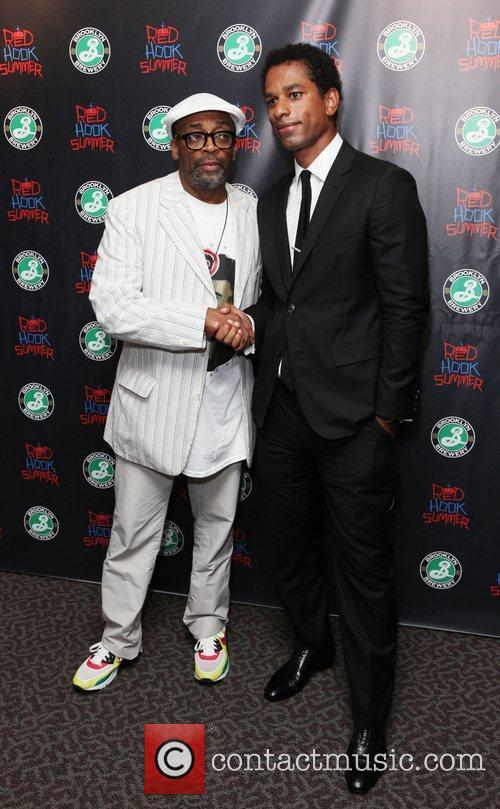 Spike Lee, Toure 'Red Hook Summer' premiere at...