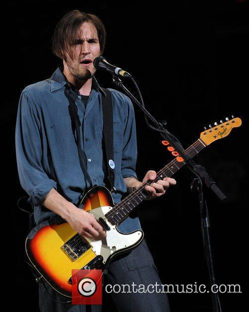 Red Hot Chili Peppers and Josh Klinghoffer 1