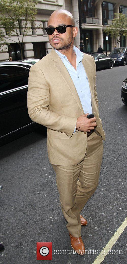 Anthony Hemingway,  at the 'Red Tails' -...