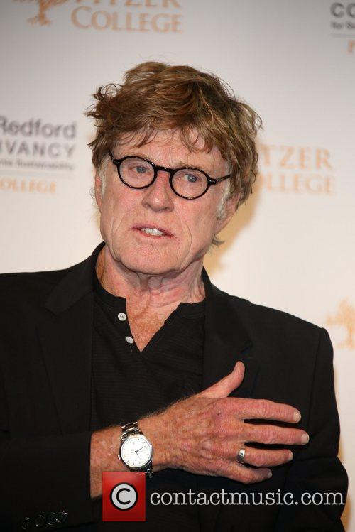 Actor Robert Redford Pitzer College honors actor Robert...