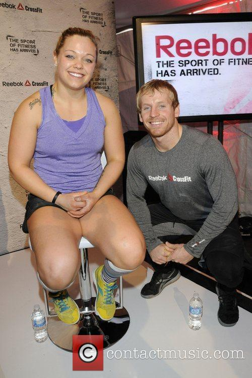 Alicia Conners and Graham Holmberg, 2010 Fitness Man...