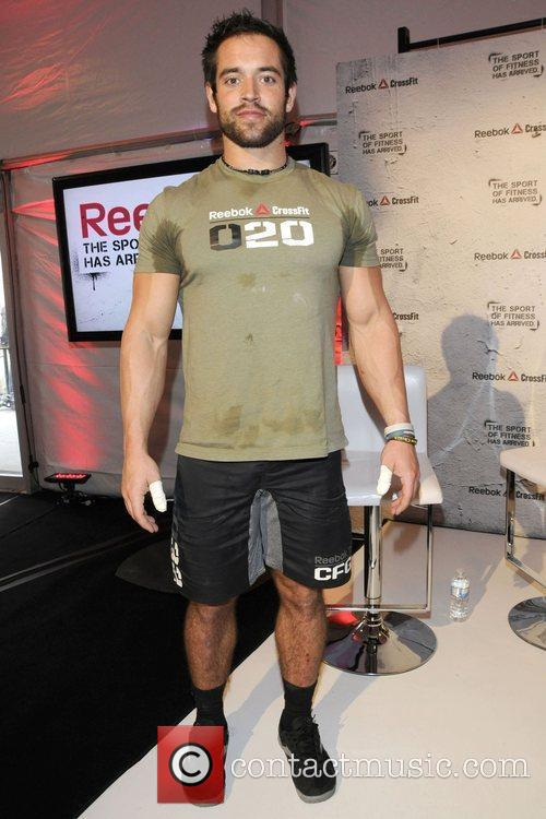 Rich Froning Jr., 2011 Fittest Man on Earth...