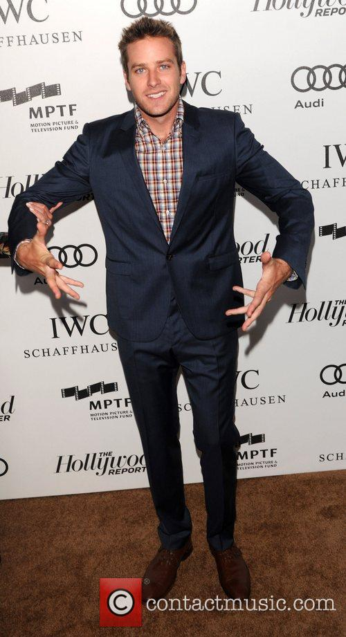 Armie Hammer  2nd Annual Reel Stories, Real...