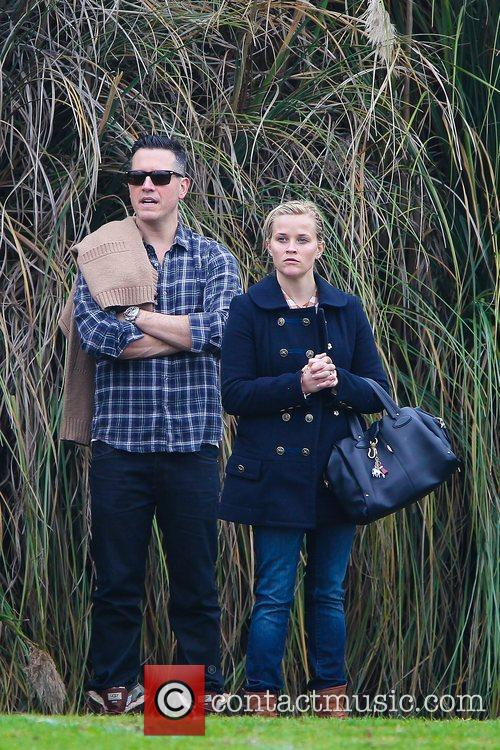 Jim Toth and Reese Witherspoon 3