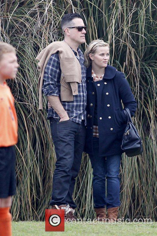jim toth and reese witherspoon reese witherspoon 5965034
