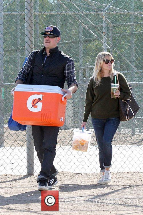 Jim Toth and Reese Witherspoon 8